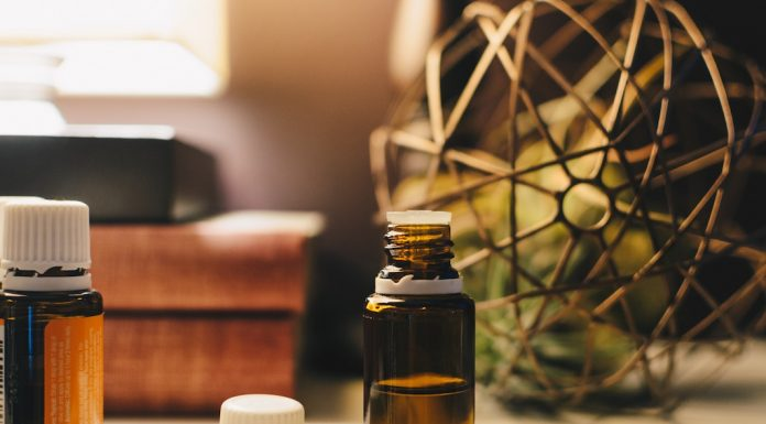 Aceite esencial alcanfor