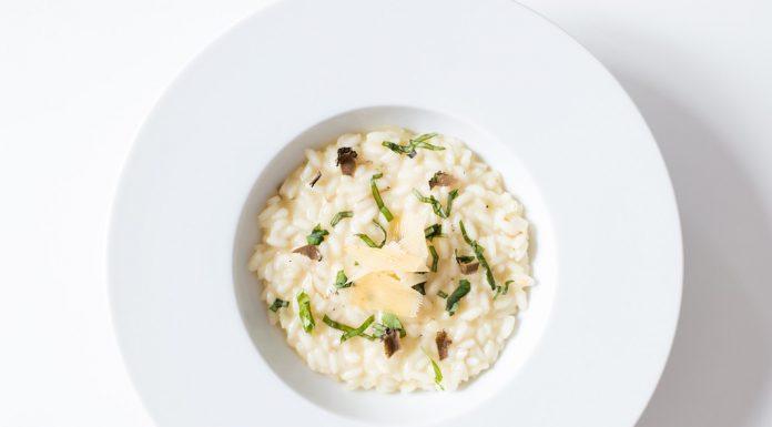 Receta risotto de semillas